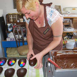 Jennifer Cross, Master Chocolatier
