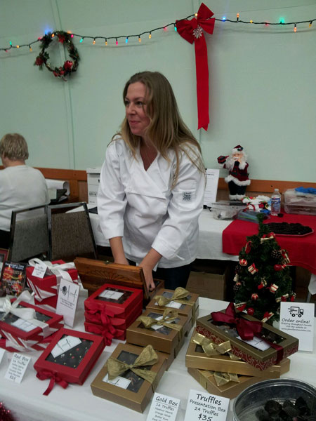 2012 Burton Christmas Craft Fair