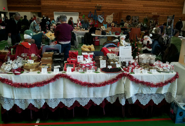 2012 Nakusp Christmas Craft Fair